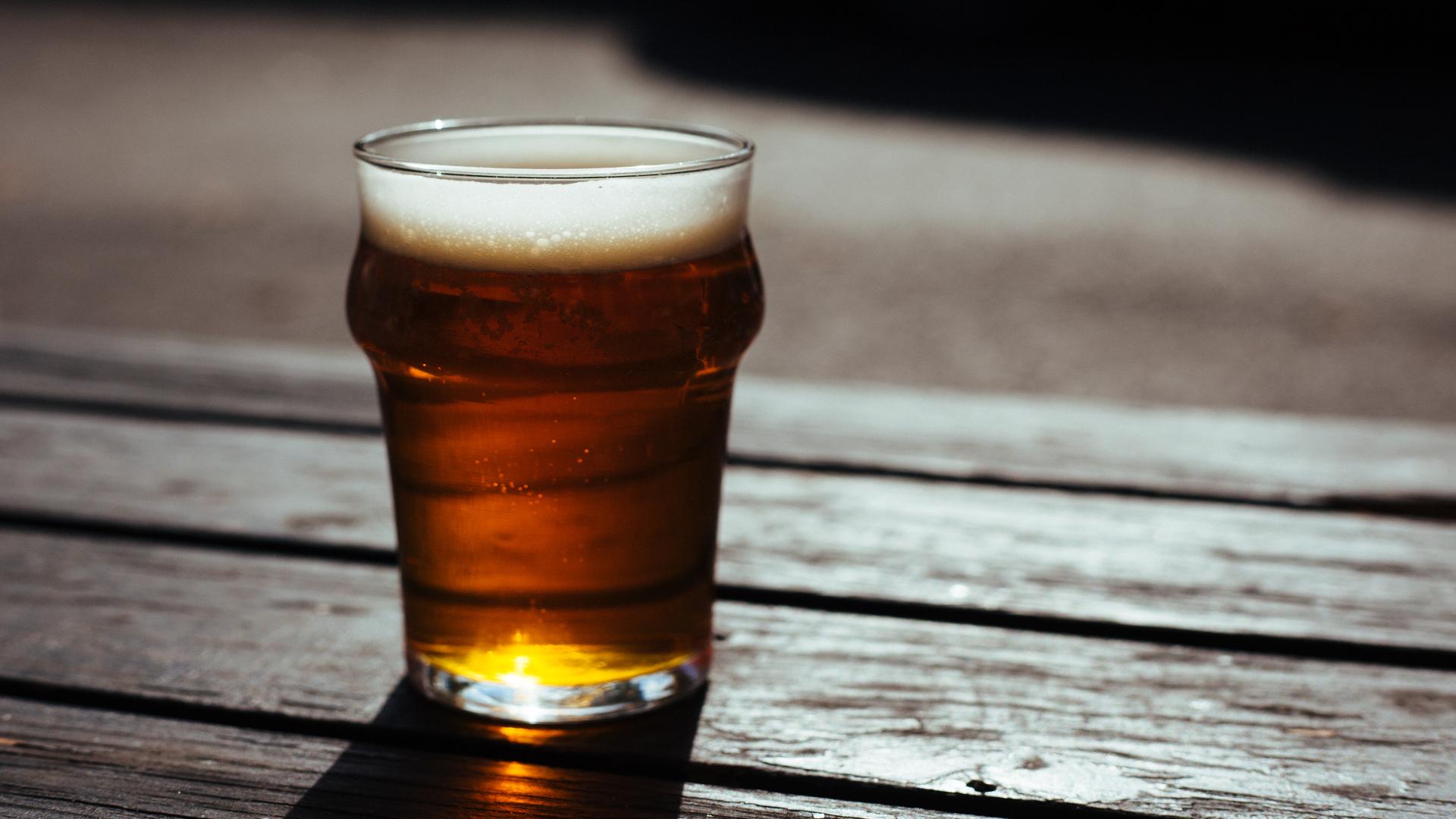 Los nutrientes de la cerveza 1920