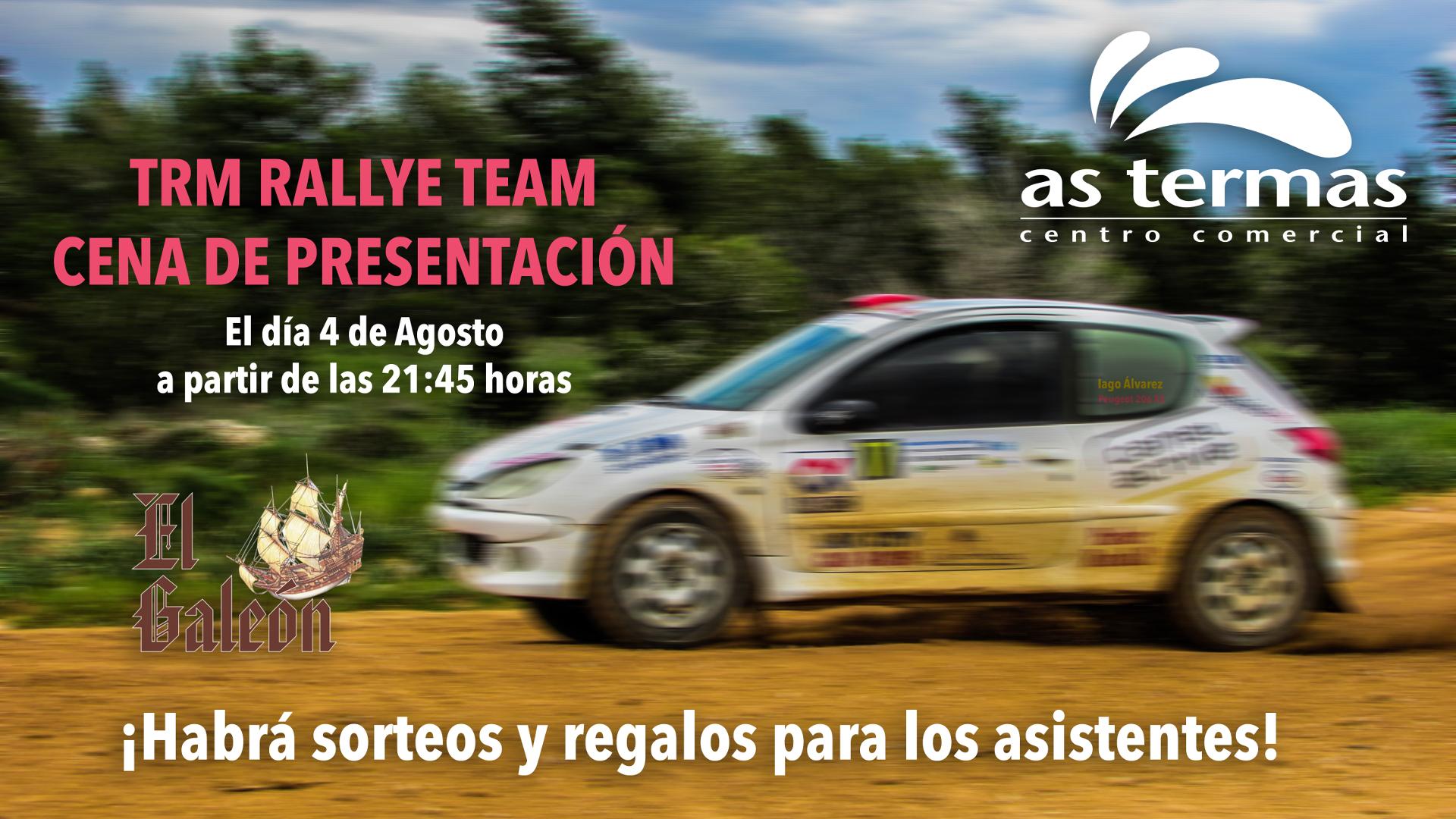 El piloto Iago Álvarez presenta su nuevo Peugeot 206 XS en El Galeón ...
